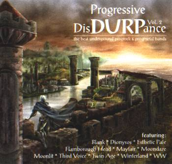 Cover Progressive DisDURPance Vol.2