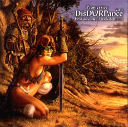 Cover Progressive DisDURPance Vol.3